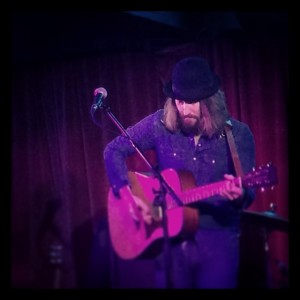 Jack J Hutchinson at the Borderline