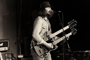 Live at the 100 Club Photo: Al Stuart