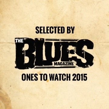 Jack J Hutchinson elected by Blues Magazine in 'Ones To Watch 2015'