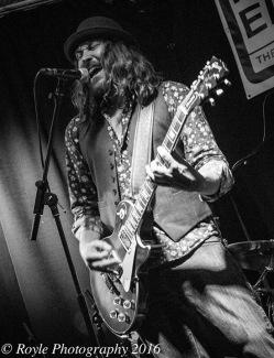 Jack J Hutchinson, Live at Fidder's Elbow