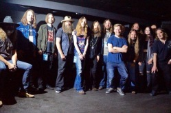 Jack J Hutchinson with Blackberry Smoke