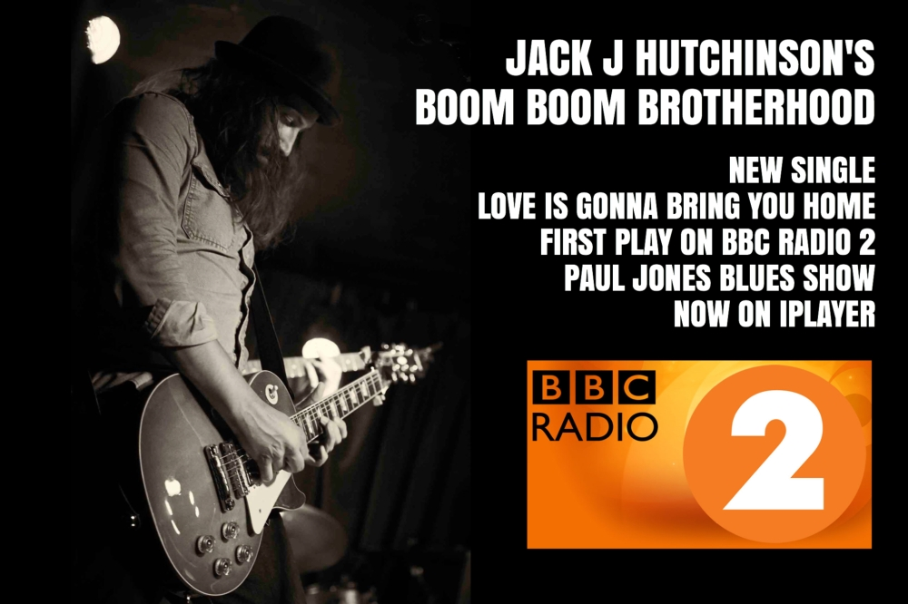 Jack J Hutchinson - BBC Radio 2
